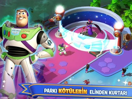 Disney Magic Kingdoms Resimleri