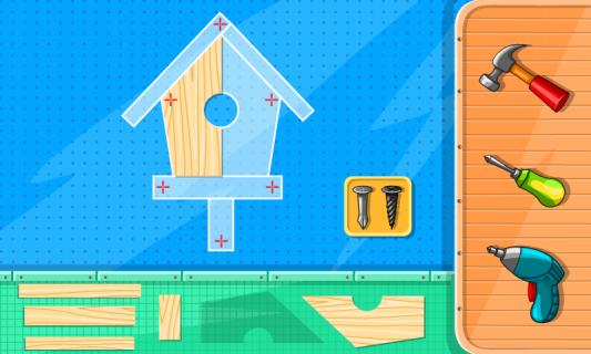 Builder Game (İnşaat Oyunu) Resimleri
