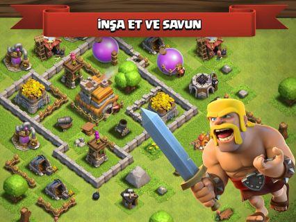 Clash of Clans Resimleri
