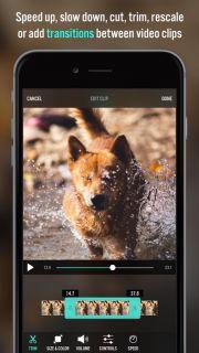 Video Editör Videorama Resimleri