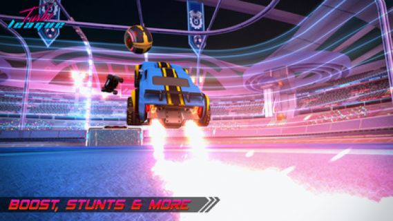 Turbo League Resimleri