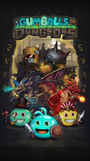 Gumballs & Dungeons (G&D) Resimleri
