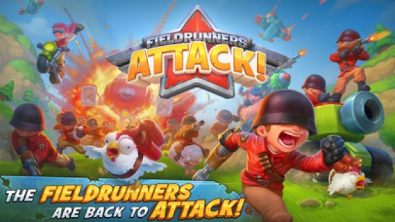 Fieldrunners Attack! Resimleri