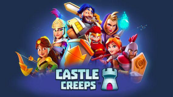Castle Creeps TD Resimleri