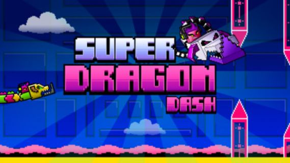 Super Dragon Dash Resimleri