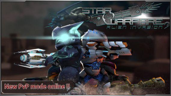 Star Warfare:Alien Invasion Resimleri