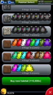 Pocket Frogs - Free pet farming Resimleri