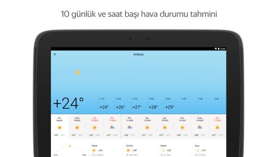 Yandex.Hava Durumu Resimleri