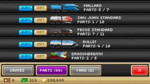 Pocket Trains Resimleri