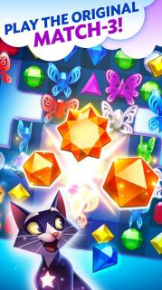 Bejeweled Stars: Free Match 3 Resimleri