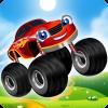Android Monster Trucks Game for Kids 2 Resim
