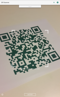 Kaspersky QR Scanner Resimleri