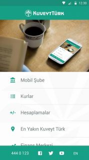 Kuveyt Türk Mobil Şube Resimleri