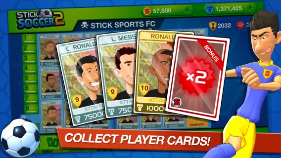 Stick Soccer 2 Resimleri