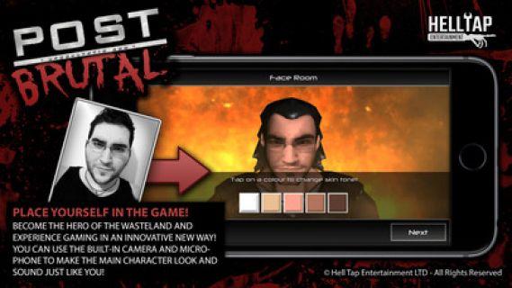 Post Brutal - Post Apocalyptic Zombie Action RPG Resimleri