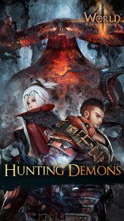 The World 3: Rise of Demon Resimleri