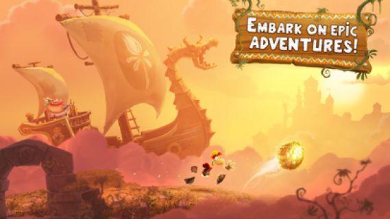Rayman Adventures Resimleri