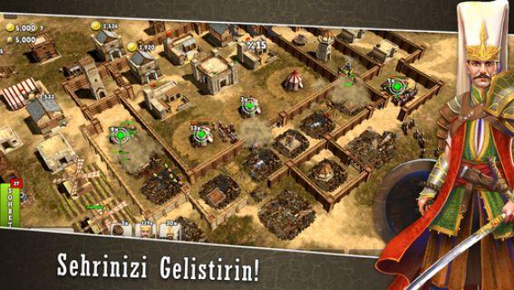 Osmanlı Savaşları Resimleri