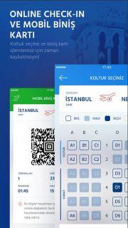 AnadoluJet Mobil Resimleri