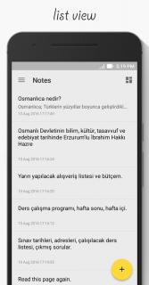Notun - Sesini Yazıya Çevir Resimleri