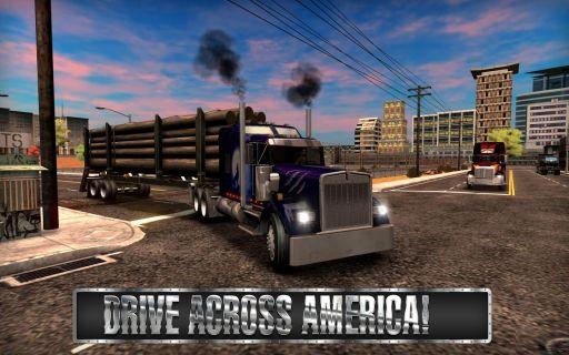 Truck Simulator USA Resimleri