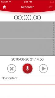 Lexar Mobile Manager Resimleri