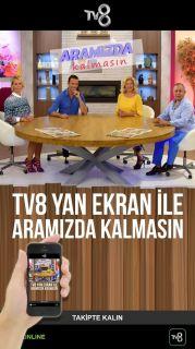 TV8 Yan Ekran Resimleri