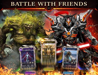 Legendary: Game of Heroes Resimleri