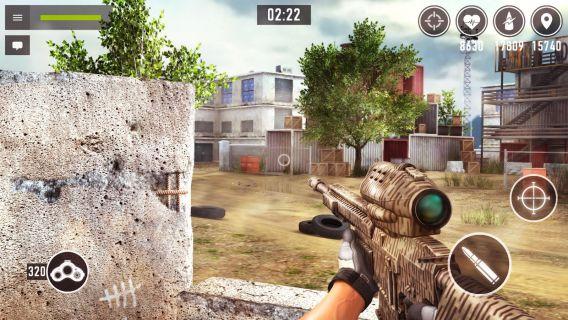Sniper Arena: PvP Army Shooter Resimleri
