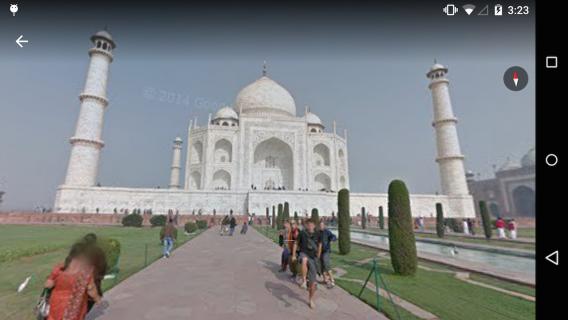 Google Earth Resimleri