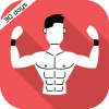 Android 30 Gün Abs Egzersiz Eğitimi Resim
