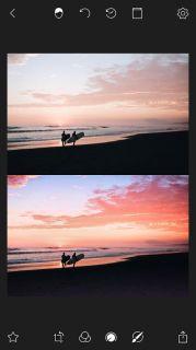 Polarr Fotoğraf Editörü Resimleri