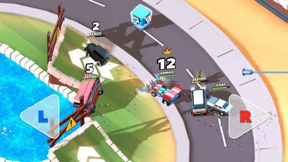 Crash of Cars Resimleri