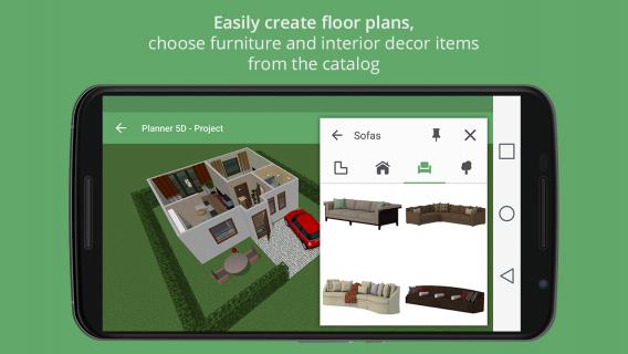 Planner 5D - Interior Design Resimleri
