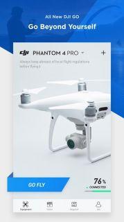 DJI GO 4--For drones since P4 Resimleri