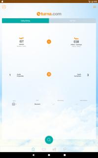 Turna Uçak Bileti Resimleri