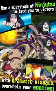 Ultimate Ninja Blazing Resimleri