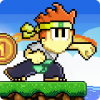 Android Dan the Man: Action Platformer Resim