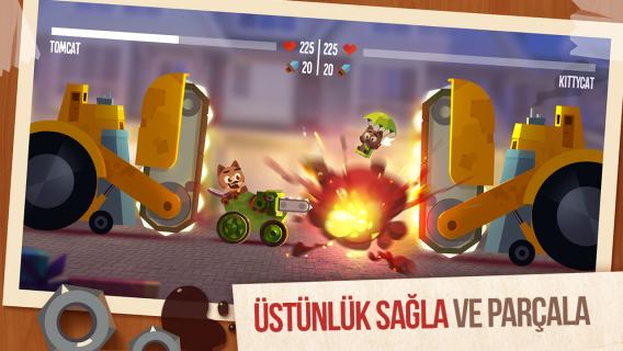 CATS: Crash Arena Turbo Stars Resimleri