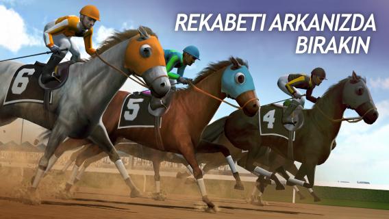 Photo Finish Horse Racing Resimleri