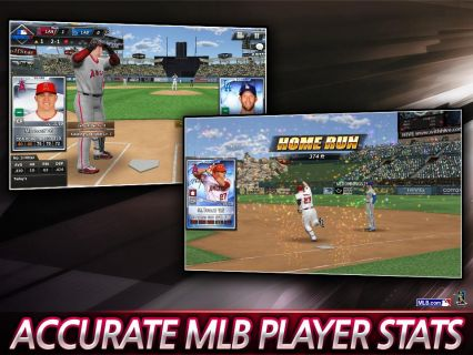 MLB 9 Innings 17 Resimleri