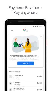 Google Pay Resimleri