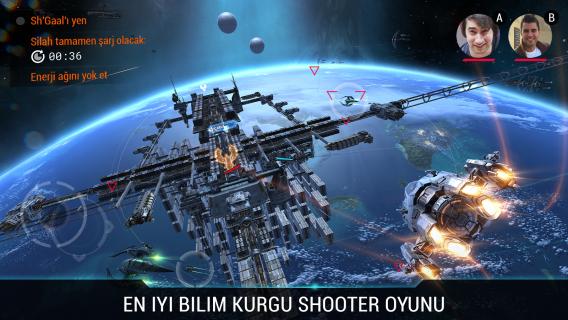 Galaxy on Fire 3 - Manticore Resimleri