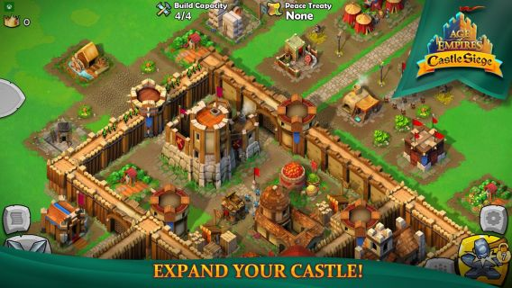 Age of Empires: Castle Siege Resimleri