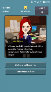 CEO Simulator Resimleri
