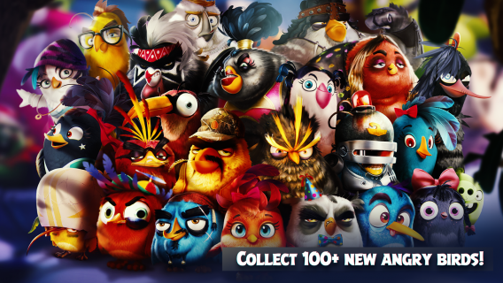 Angry Birds Evolution Resimleri