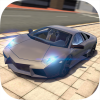 Android Extreme Car Driving Simulator Resim