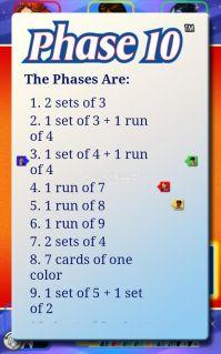 Phase 10 Free Resimleri