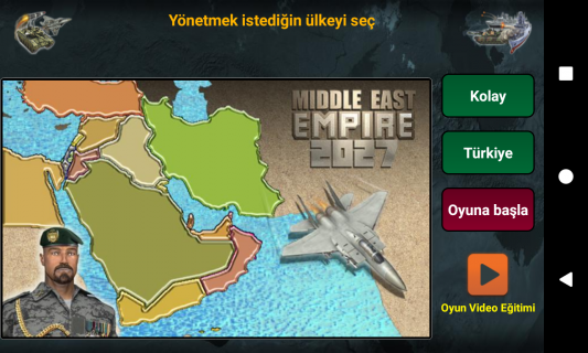 Ortadoğu İmparatorluğu 2027 Resimleri