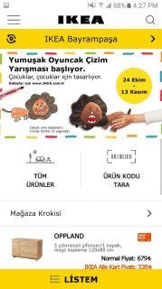 IKEA Mobil Resimleri